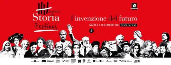 Lezioni di Storia Festival Napoli