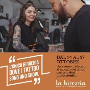 Tatoo Lovers La Birreria