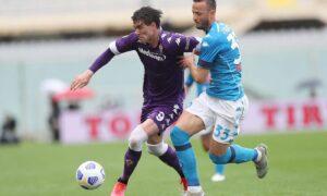 Diretta LIVE Fiorentina-Napoli Corriere di Napoli